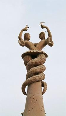Astana Sculpture